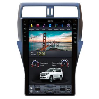 16'' Toyota Prado Plus 2018 Tesla Style Vertical Screen Android Navigation GPS