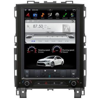 10.4 '' Renault Koleos Megane 4 Vertical Screen Tesla Style Android Navigation