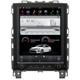 10.4 '' Renault Koleos Megane 4 Vertical Screen Tesla Style Android Navigation
