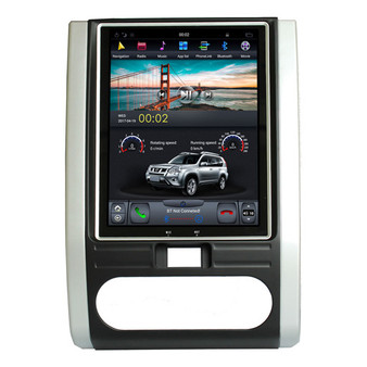 10.4 '' Nissan X-Trail 2007-2013-Tesla Style Vertical Screen Android Navigation