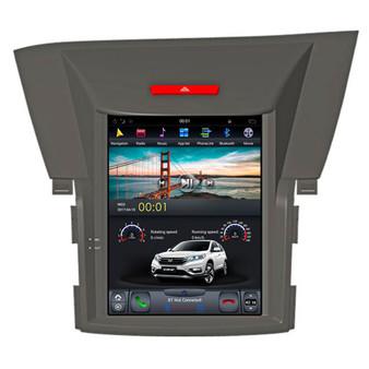 10.4 '' Tesla Style Vertical Screen Android Navigation GPS for Honda CRV 2012 -2016
