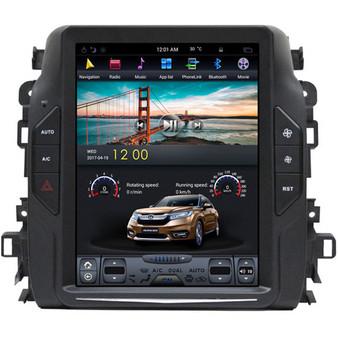 10.4 '' Honda Avancier 2017 Tesla Style Vertical Screen Android GPS Navigation
