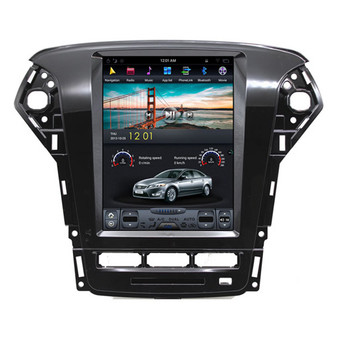 10.4 '' Ford Mondeo 2011-2013 Tesla-Style Vertical Screen Navigation GPS