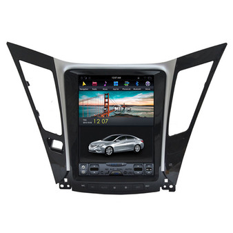 10.4 '' Android Navigation GPS Vertical Screen for Hyundai Sonata 8 2011-2015