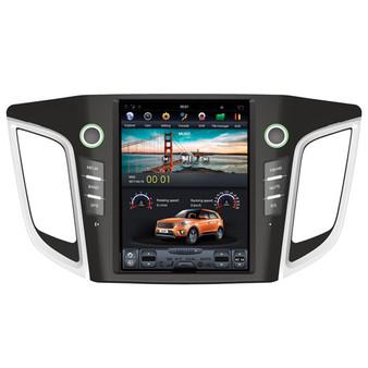 10.4 '' Tesla Style Android Navigation GPS for Hyundai IX25 / Creta