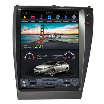 12.1 '' Lexus ES240 350 2006-2012 Tesla Style Vertical Screen Navigation GPS