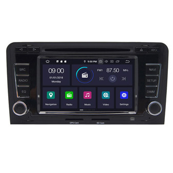 Audi A3/S3/RS3 android navigation gps system