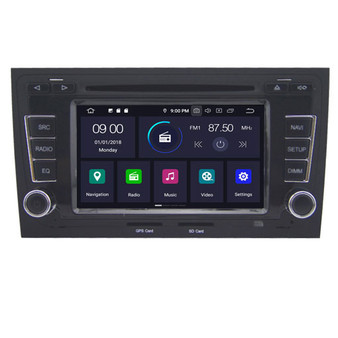 Audi A4 S4 RS4 android navigation gps system