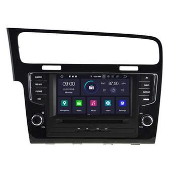 Volkswagen Golf 7 android navigation gps system