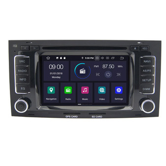 Volkswagen Touareg android navigation gps system