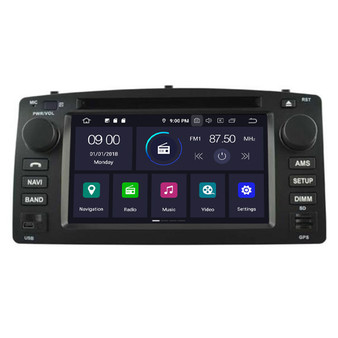 Toyota Corolla android navigation gps system
