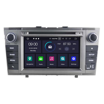 Toyota Avensis android navigation gps system