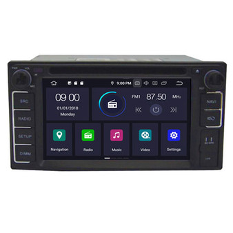 Toyota Universal Model android navigation gps system