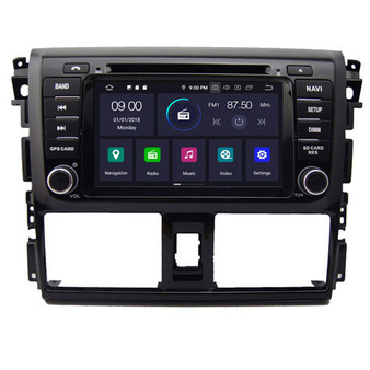 Toyota Yaris android navigation gps system