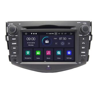 Toyota Rav4 android navigation gps system