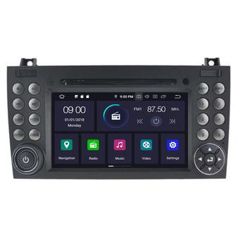 Mercedes Benz SLK200/SLK280/SLK350/SLK55 android navigation gps system