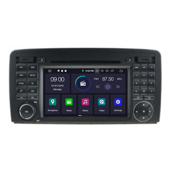 Mercedes Benz R W251R280/R320/R350/R500 android navigation gps system