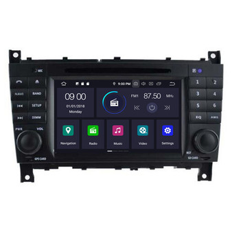 Mercedes Benz C /CLC W203/G-W467 android navigation gps system