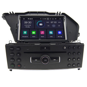 Mercedes Benz GLK android navigation gps system