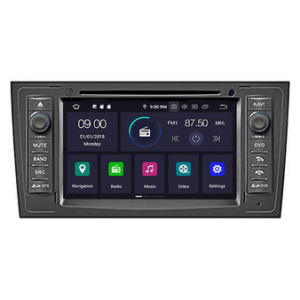 Audi A6 S6 RS6  android navigation gps system