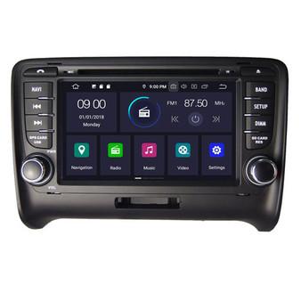 Audi TT android navigation gps system