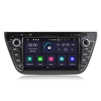 Suzuki S-cross  android navigation gps system