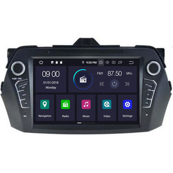 Suzuki Ciaz android navigation gps system