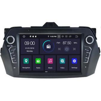 Suzuki Ciaz android navigation gps system