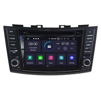 Suzuki Swift android navigation gps system
