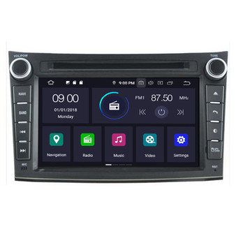 Subaru Outback android navigation gps system