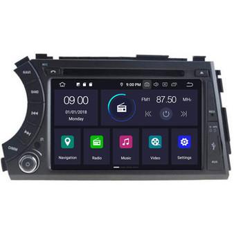 Ssangyong Korando Action Cyron android navigation gps system