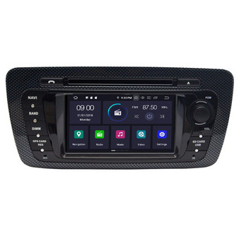 Seat Ibiza android navigation gps system