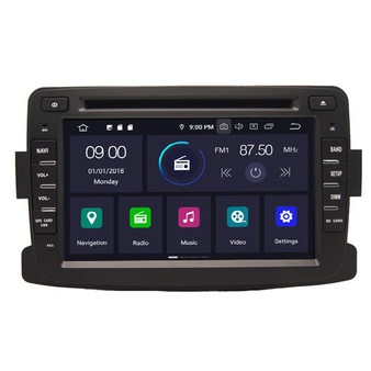 Renault Duster android navigation gps system