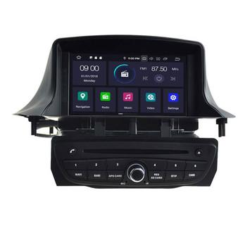Renault Megane III Fluence android navigation gps system