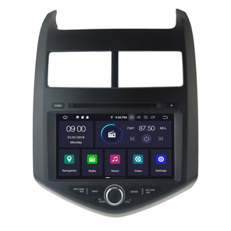 Chevrolet Aveo android navigation gps system