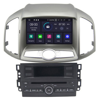 Chevrolet Captiva android navigation gps system