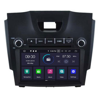 Chevrolet S10 Isuzu D-max android navigation gps system
