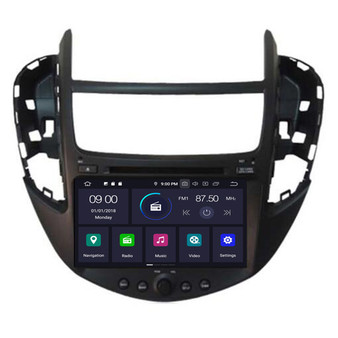 Chevrolet Trax android navigation gps system