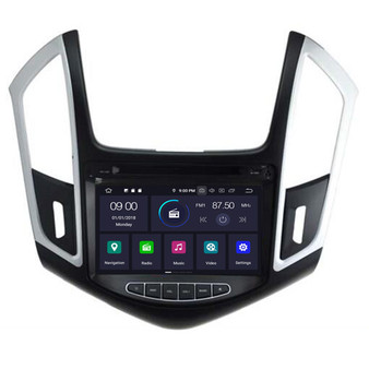Chevrolet Cruze android navigation gps system
