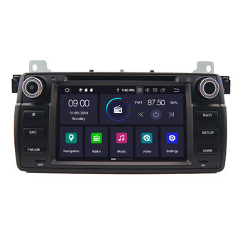 BMW E46 android navigation gps system