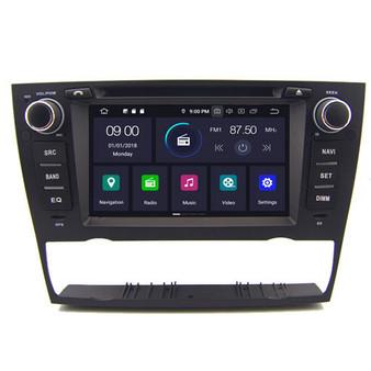 BMW 3 series E90 E91 E92 E93 android navigation gps system