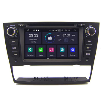 BMW 3 series E90 E91 E92 E93 android navigation gps system