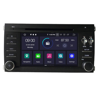 Porsche Caynne android navigation gps system