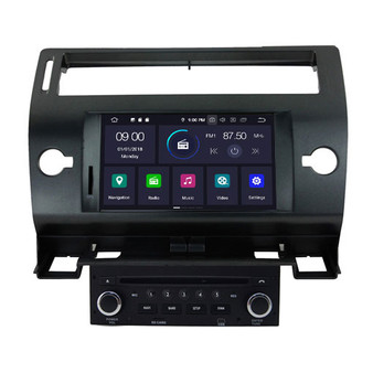Citroen C4 android navigation gps system