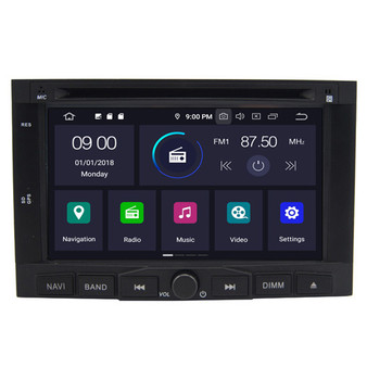 Peugeot 3008/5008  android navigation gps system
