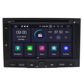 Peugeot 3008/5008  android navigation gps system
