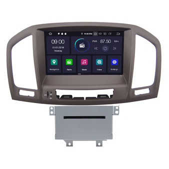 Opel Insignia android navigation gps system