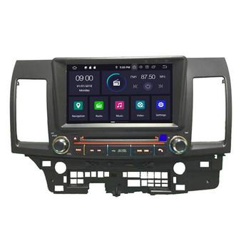 Mitsubishi Lancer android navigation gps system