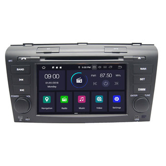 Mazda 3 android navigation gps system