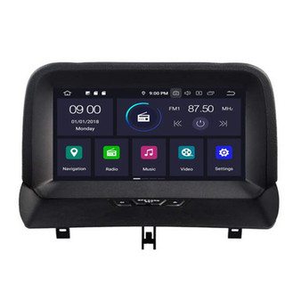 Ford Tourneo android navigation gps system